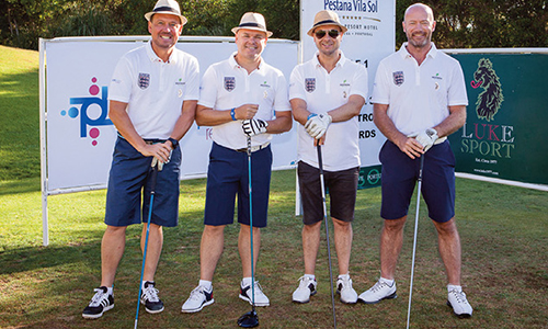 Sir Bobby Robson Celebrity Golf Tournament