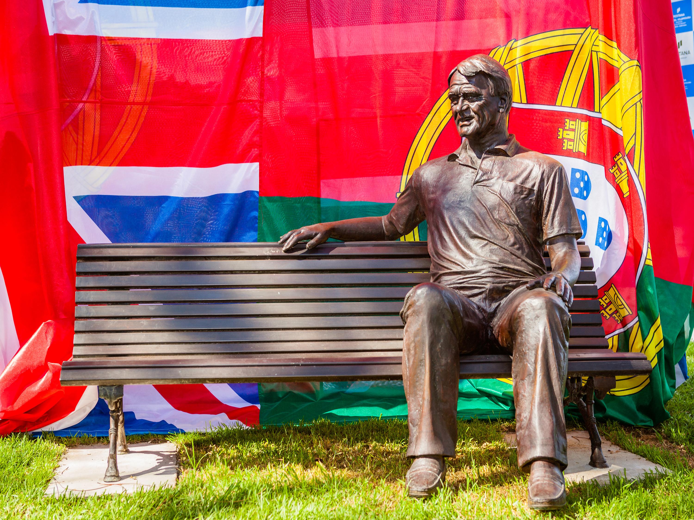 SBR Statue Unveiling 1
