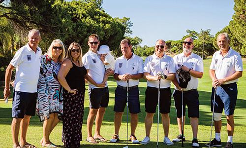 Sir Bobby Robson Celebrity Golf Tournament